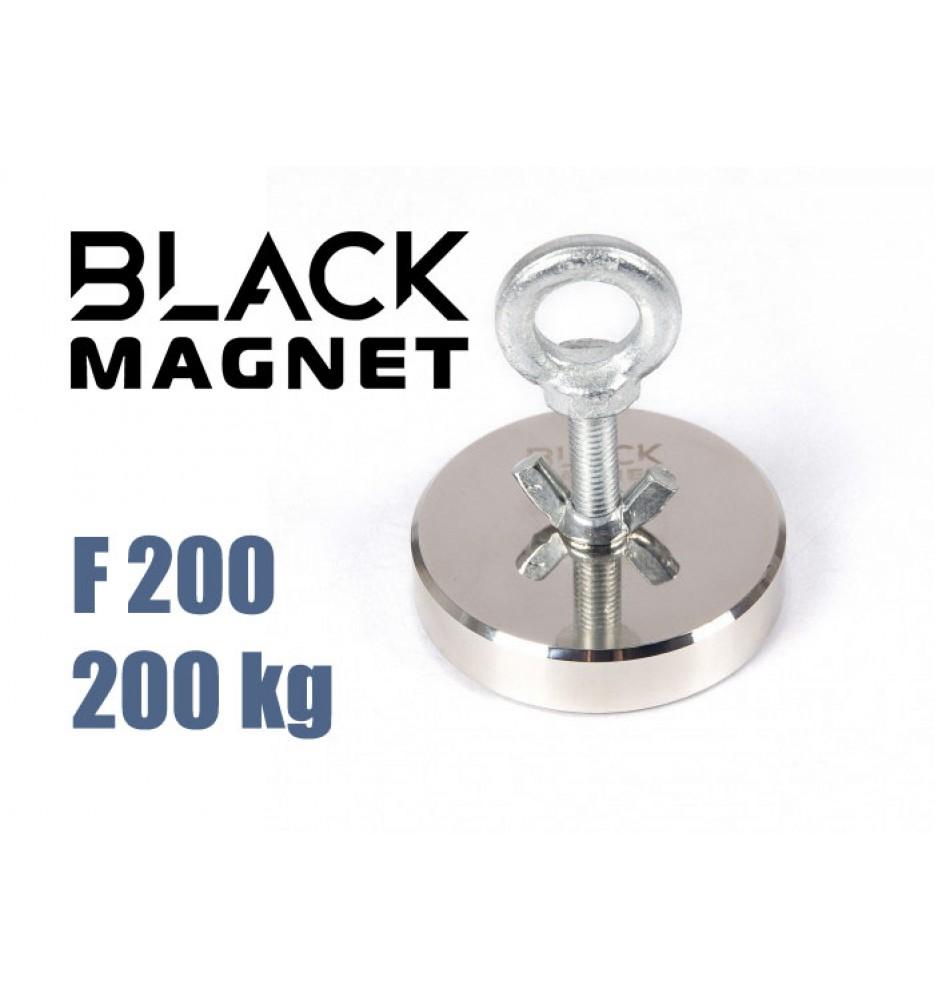 Magnes neodymowy Black Magnet F200
