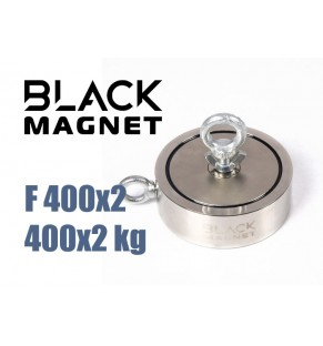 Magnes neodymowy Black Magnet F400x2