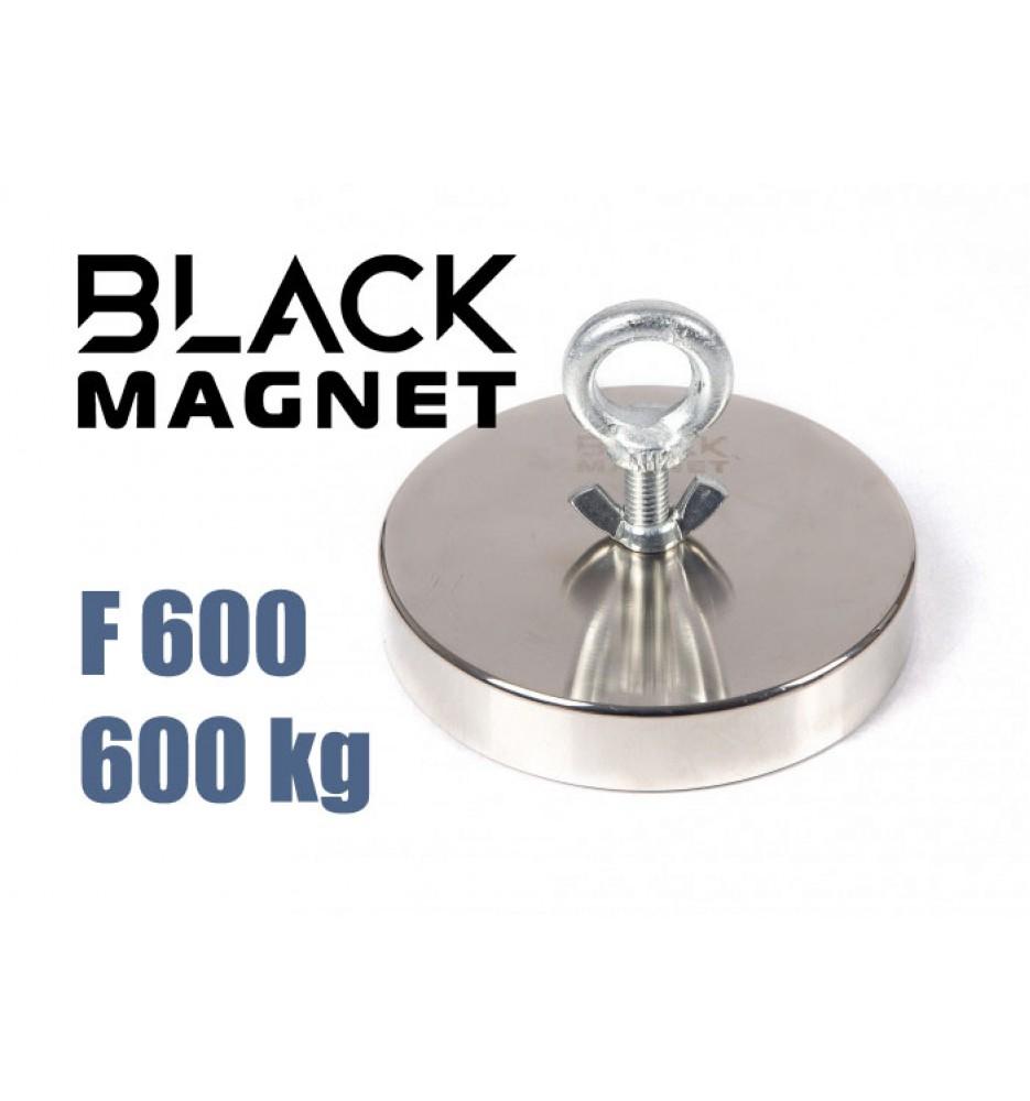 Magnes neodymowy Black Magnet F600