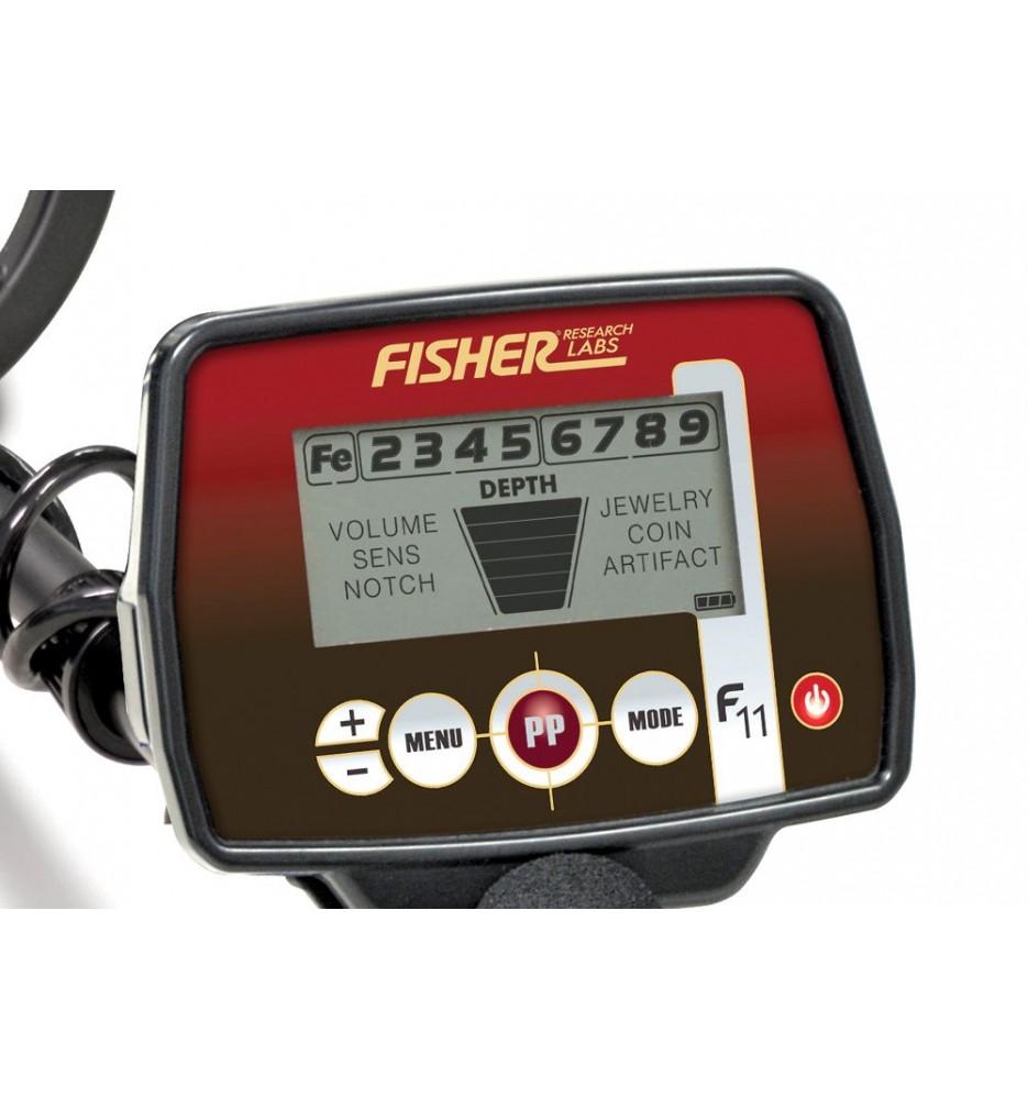 "Fisher F11 7"""