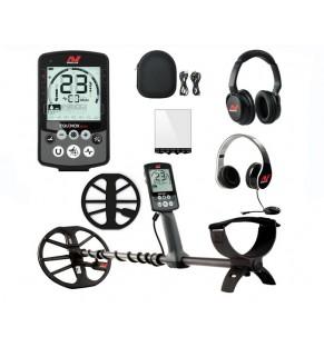 Minelab Equinox 600 + Słuchawki bezprzewodowe